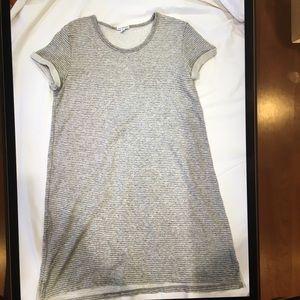 James Peres sweatshirt fleece dress